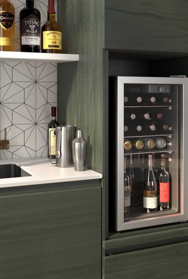 Air-conditioned Wine Cellar Decoration Gallery That Will Leave You Speachless