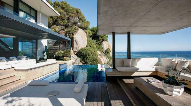 ARRCC presents Horizon Villa – A family home overlooking the Atlantic Seaboard in Bantry Bay, South Africa