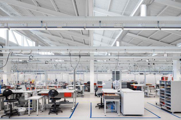 Bradco Industrial Unit By Em Paralelo in Castelo de Paiva, Portugal