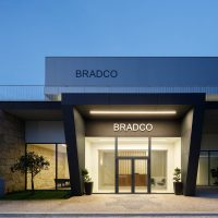 Bradco Industrial Unit By Em Paralelo in Castelo de Paiva, Portugal