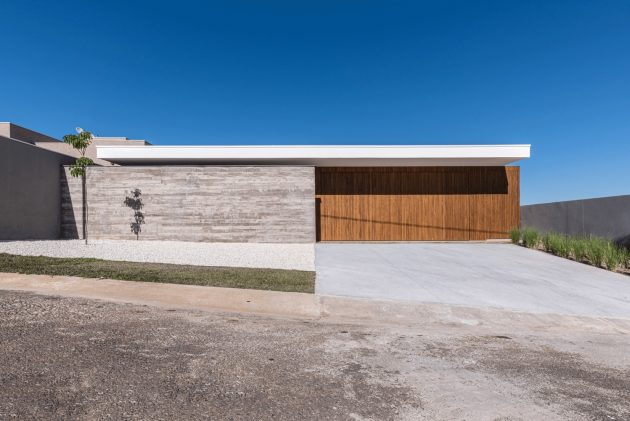 EDG House by OTP Arquitetura in Braganca Paulista, Brazil