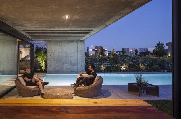 EH House by Estudio GM ARQ in Pilar, Argentina