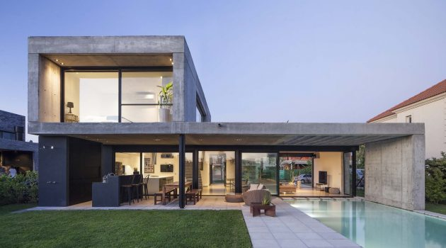 EH House by Estudio GM ARQ in Pilar, Argentina