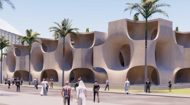 EXPO 2020 – Iran Pavilion: Redefining Vertical Garden in Dubai