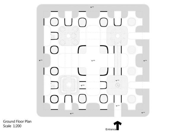 EXPO 2020 - Iran Pavilion: Redefining Vertical Garden in Dubai