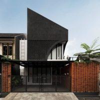 Elora House by Atelier Bertiga in Bekasi, Indonesia
