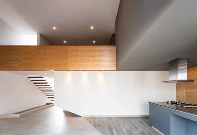 Enebro House by MEM Arquitectos in Santiago de Queretaro, Mexico