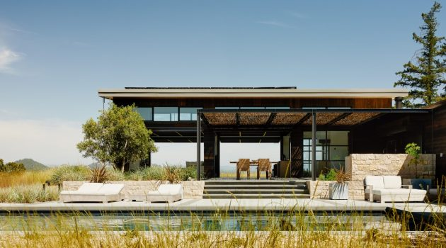 Healdsburg I by Feldman Architecture in California, USA
