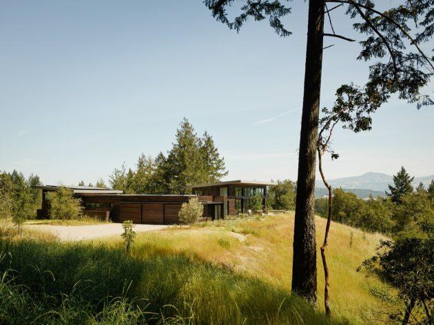 Healdsburg I by Feldman Architecture in California, USA