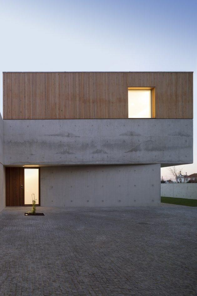 House in Avanca by nu.ma in Portugal