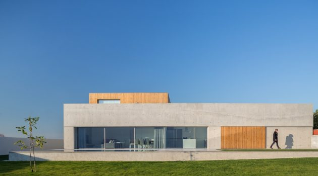 House in Avanca by nu.ma in Portugal