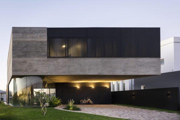Ilhas House by Arquitetura Nacional in Porto Alegre, Brazil