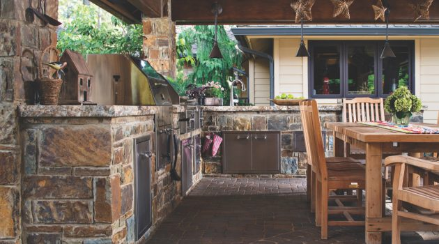Why is an Outdoor Kitchen Worth it?