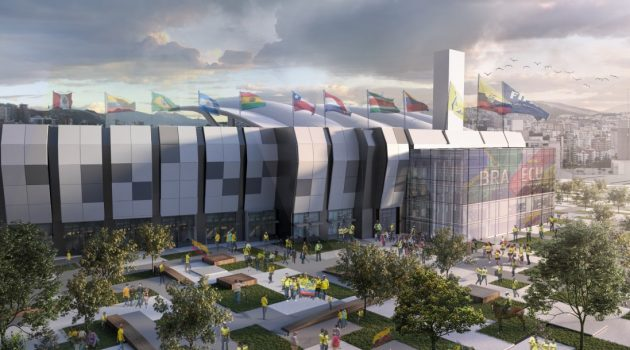 Proposal for the renewal of the Atahualpa Olympic Stadium in Quito, Ecuador