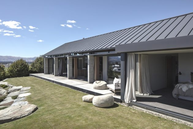 Wanaka House by Three Sixty Architecture in Wanaka, New Zealand