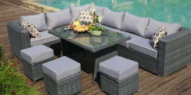 Things to Consider Before Buying Garden Furniture