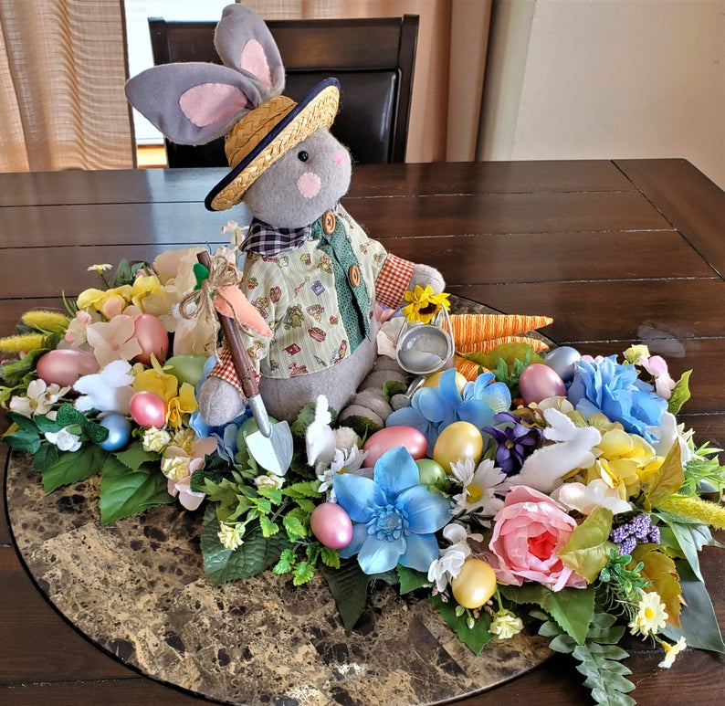 15 Absolutely Delightful Easter Centerpiece Designs That Will Steal Your Attention