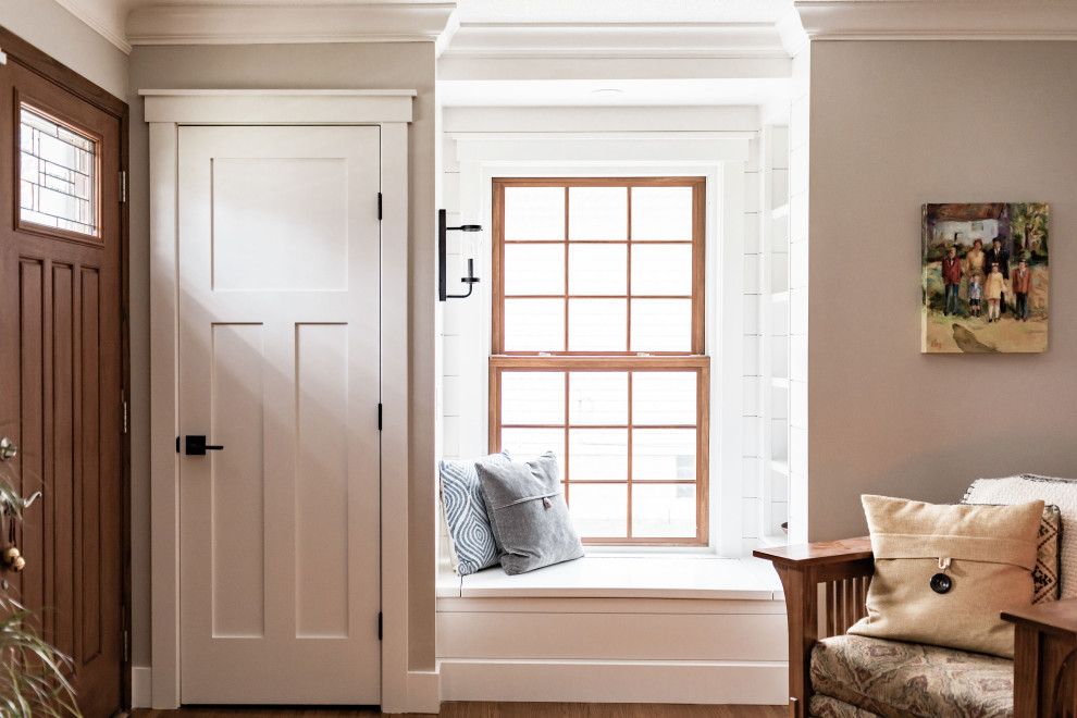 15 Beautiful Farmhouse Entry Hall Designs You Won't Forget