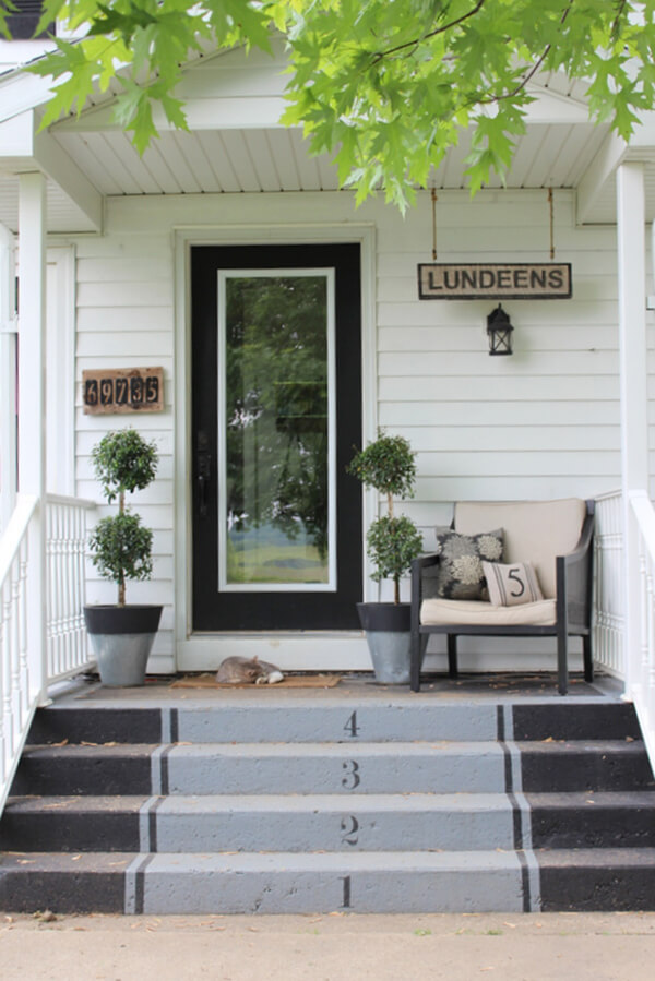 15 Inspiring DIY Porch Projects To Add To Your Outdoor Decorations