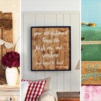 14 Rustic DIY Pallet Wall Décor Projects You Will Enjoy Crafting