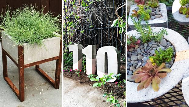 16 Incredible DIY Concrete Ideas For Your Backyard