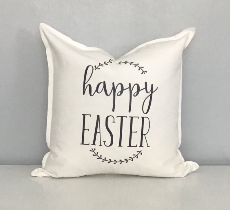 17 Enchanting Easter Pillow Designs That Will Make The Perfect Festive Gift