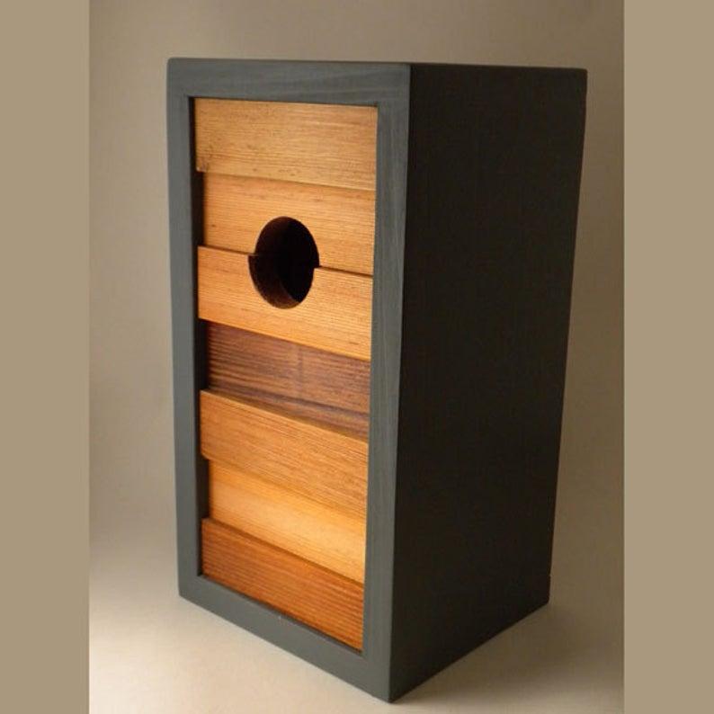 17 Wonderfully Creative Birdhouse Designs For Your Garden