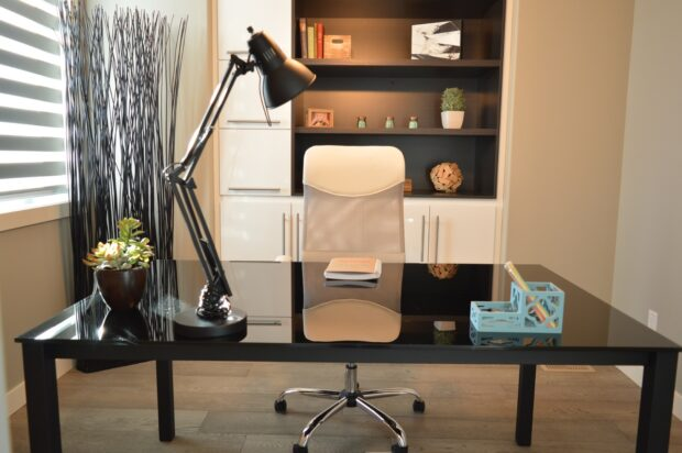 Can you turn your shed into a home office?
