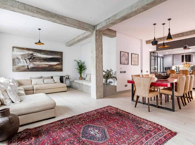 Exotic And Warm Home Reminiscent Of The Middle East