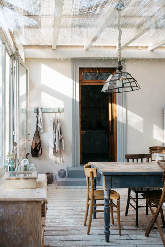 A Slow Bed & Breakfast In Tuscany
