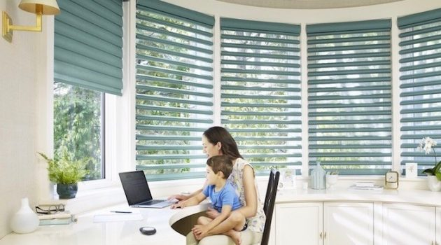 How to Choose a Functional Window Treatment for Your Home Office