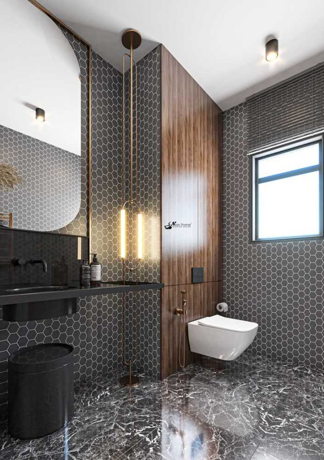 Tips For Decorating A Grey Bathroom