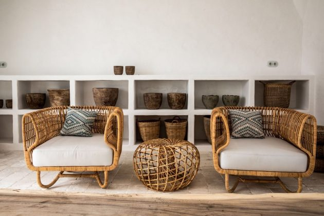 Mediterranean Style With A French Riviera