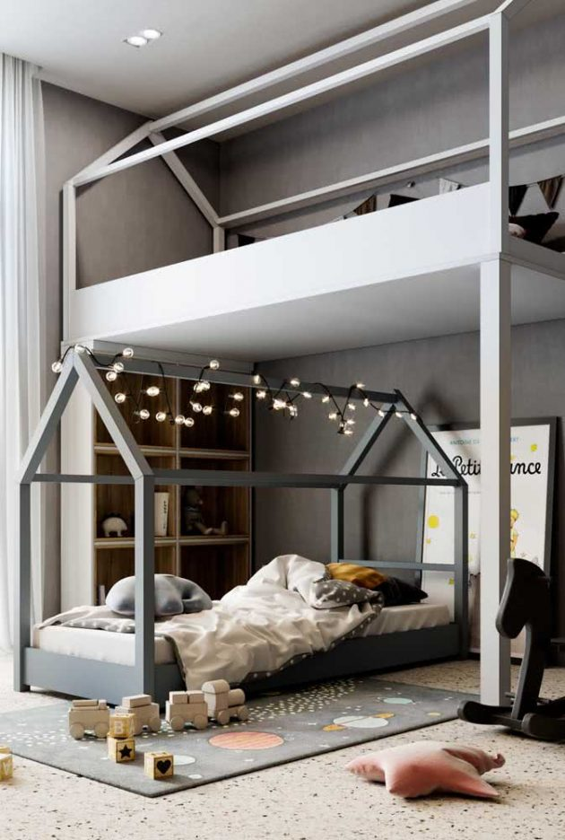 10 Planned Bunk Bed And Its Advantages