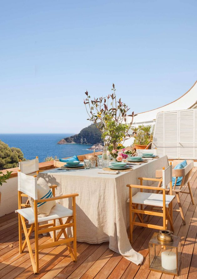 9 Incredible Rooms With A Terrace That You'll Wish To Have
