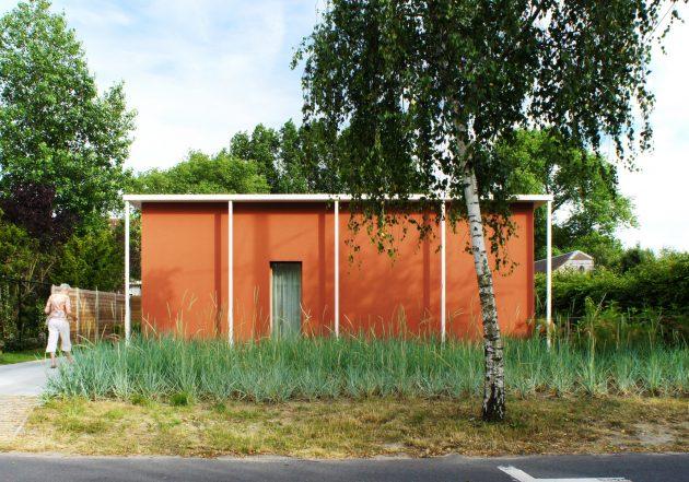 Abdel & Marijke by Atelier Vens Vanbelle in Koksijde, Belgium