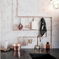 Tips on How to Make Plumbing Pipes Fit in with Your Interior Design