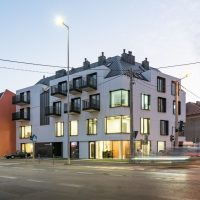 Commercial and Residential Building by Easst Architects in Poznan, Poland