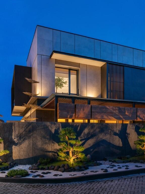 J House by y0 Design Architect in Sidoarjo, Indonesia