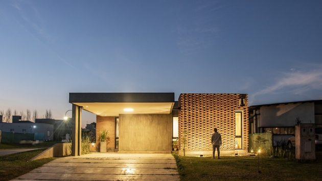 Quintas House by Etereo Arquitectos in Tafi Viejo, Argentina