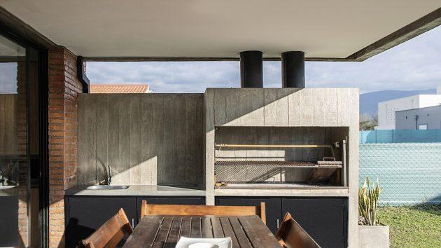 Quintas House by Etereo Arquitectos in Tafi Viejo, Argentina