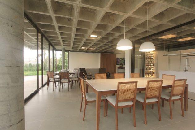 Reserva House by Pablo Padin Arquiteto in Brazil