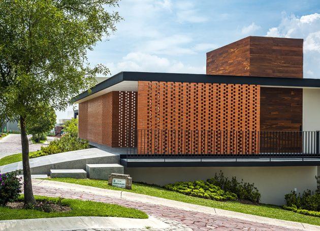 Ro House by Alexanderson Arquitectos in Guadalajara, Mexico