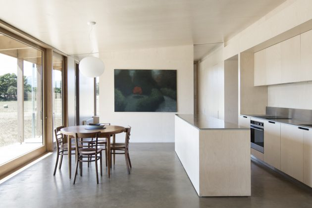 Springhill House by Lovell Burton Architects in Melbourne, Australia