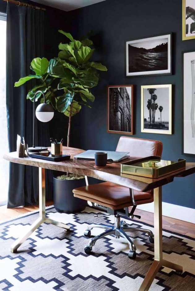 How To Use In Decoration The Black And White Carpet