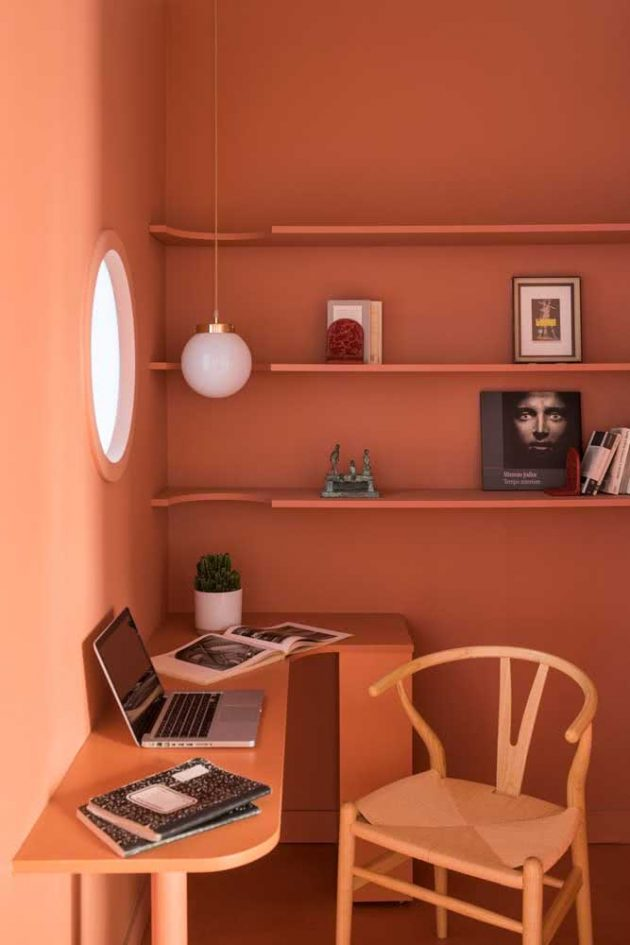 How to Combine Terracotta Color
