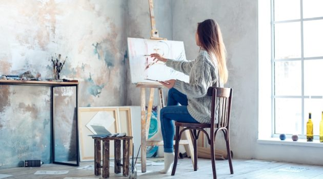 6 Tips to Create Your Own Art Studio