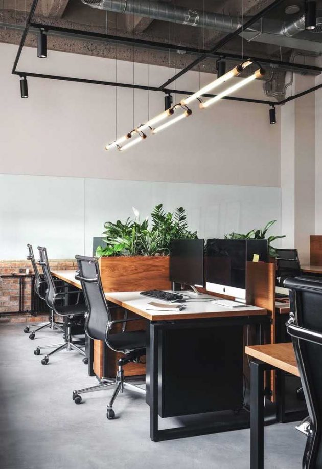 How To Choose The Most Adequate Office Partition?