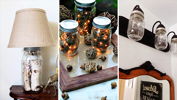 14 Eye-Catching DIY Mason Jar Light Ideas You Will Enjoy Crafting This Weekend