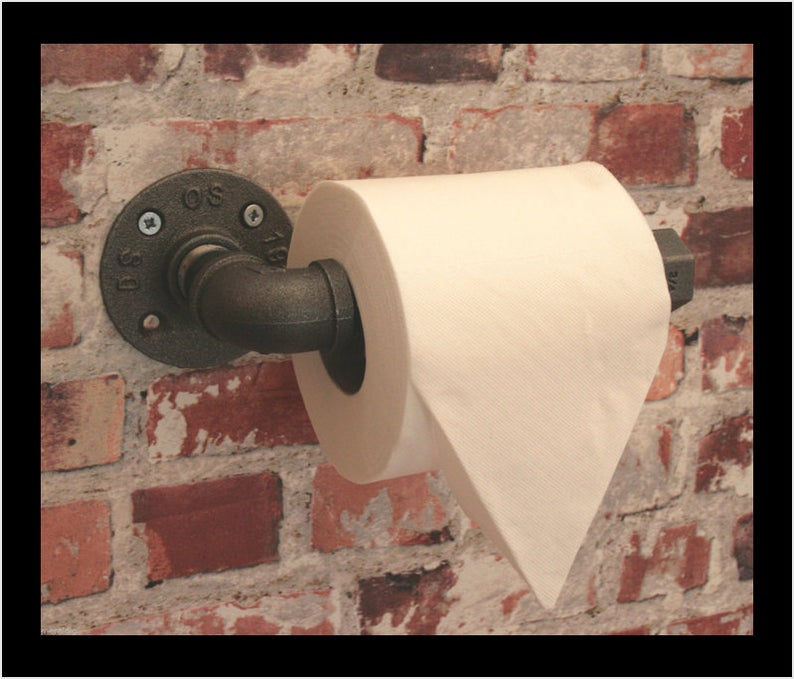 15 Interesting Toilet Roll Holder Designs For Your Bathroom